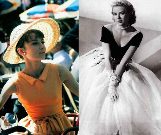 Audrey-Hepburn-e-Grace-Kelly